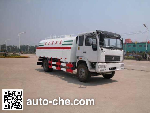 华威驰乐牌SGZ5161GQXZZ3高压清洗车