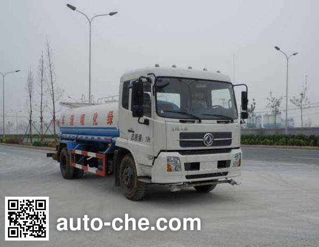 华威驰乐牌SGZ5180GPSDF5绿化喷洒车