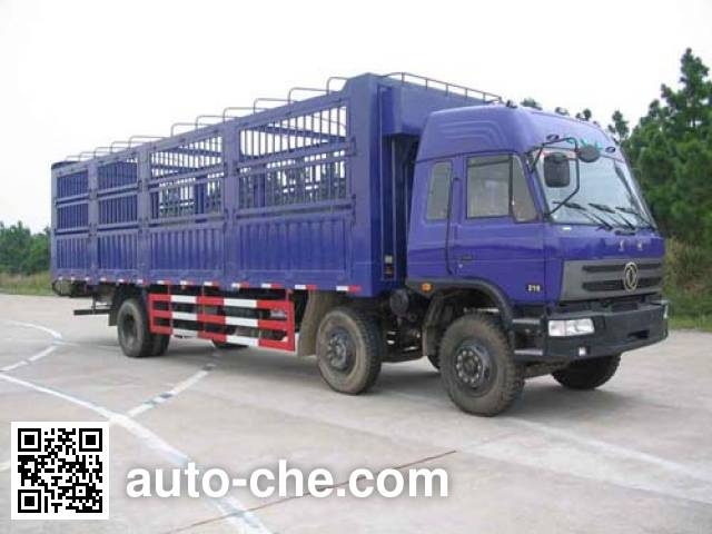 华威驰乐牌SGZ5190CXY仓栅式运输车