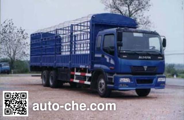 华威驰乐牌SGZ5200CXY-G仓栅式运输车