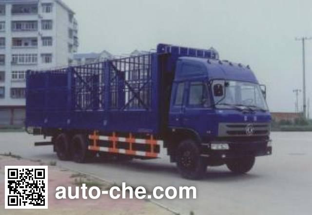 华威驰乐牌SGZ5230CXY仓栅式运输车