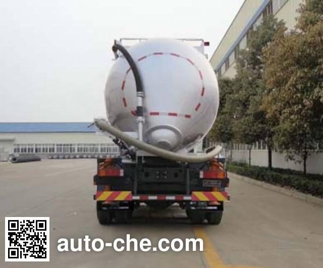 华威驰乐牌SGZ5250GGHZZ4W干混砂浆运输车