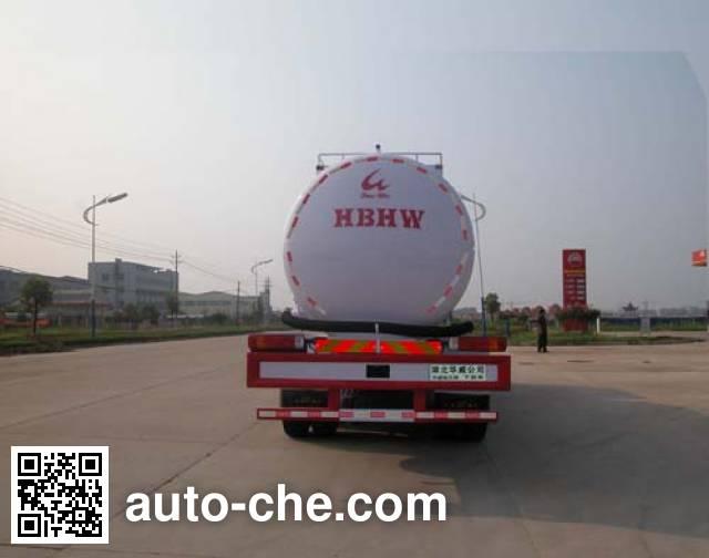 Sinotruk Huawin SGZ5250GXHD4A11 pneumatic discharging bulk cement truck