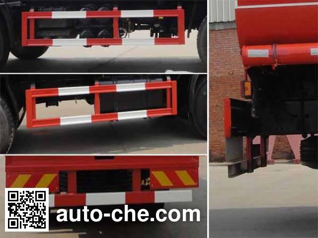 华威驰乐牌SGZ5250TXND5A13蓄能供热车
