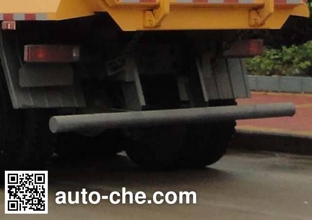 华威驰乐牌SGZ5310ZLJZZ5M5自卸式垃圾车