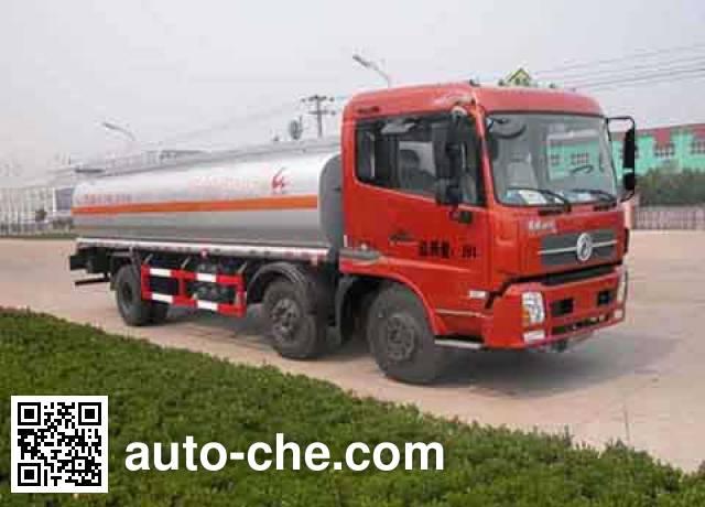 华威驰乐牌SGZ5253GYYDF5运油车