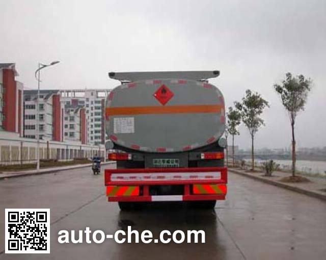 华威驰乐牌SGZ5260GYYZZ5J5运油车