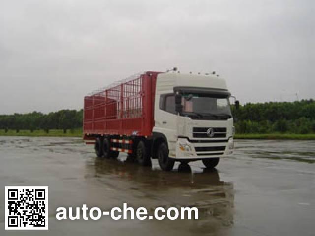 华威驰乐牌SGZ5300CXYDFL仓栅式运输车