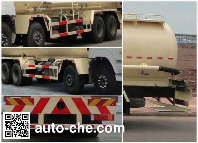 Sinotruk Huawin SGZ5310GXHHN4 pneumatic discharging bulk cement truck
