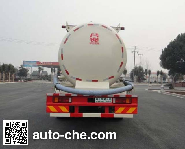Sinotruk Huawin SGZ5310GXHZZ5D7 pneumatic discharging bulk cement truck