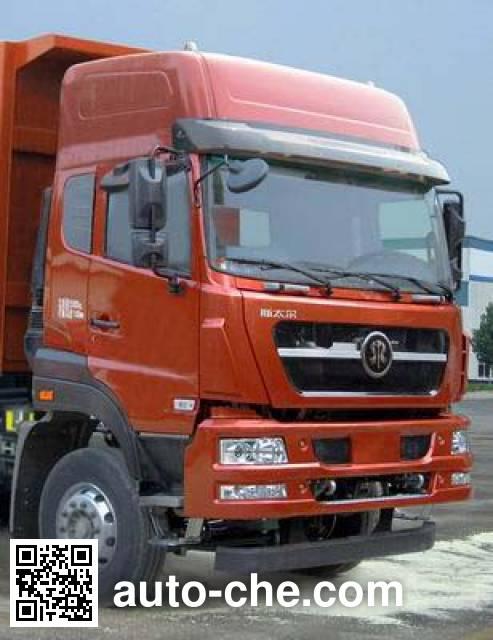 华威驰乐牌SGZ5310TSGZZ5D7压裂砂罐车