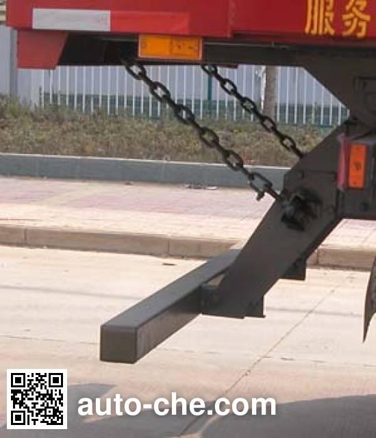 华威驰乐牌SGZ5310ZLJZZ5J7自卸式垃圾车
