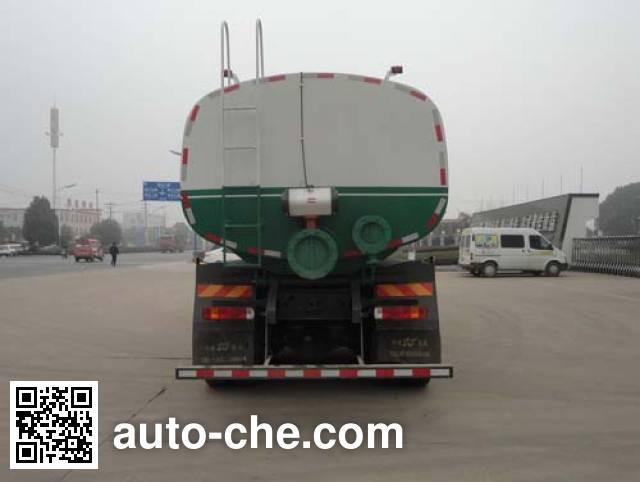 华威驰乐牌SGZ5310ZWXBJ4污泥自卸车