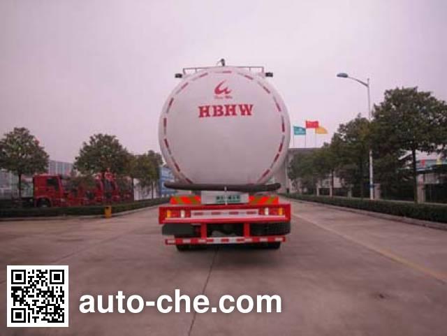 华威驰乐牌SGZ5311GFLZZ4C7低密度粉粒物料运输车