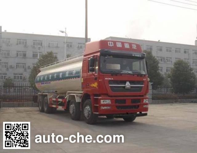 Sinotruk Huawin SGZ5311GXHZZ4K pneumatic discharging bulk cement truck