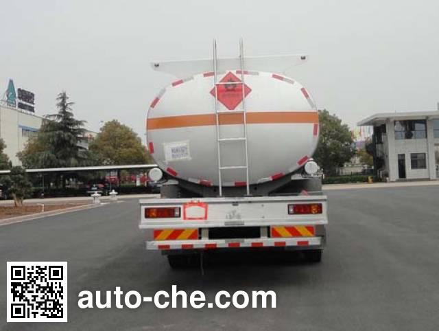 Sinotruk Huawin SGZ5311GYYZZ5T5 автоцистерна алюминиевая для нефтепродуктов