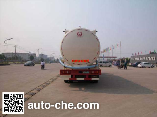 华威驰乐牌SGZ5318GFLZZ3W38粉粒物料运输车