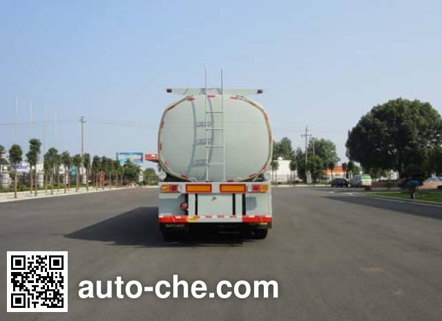 华威驰乐牌SGZ9400GYS液态食品运输半挂车