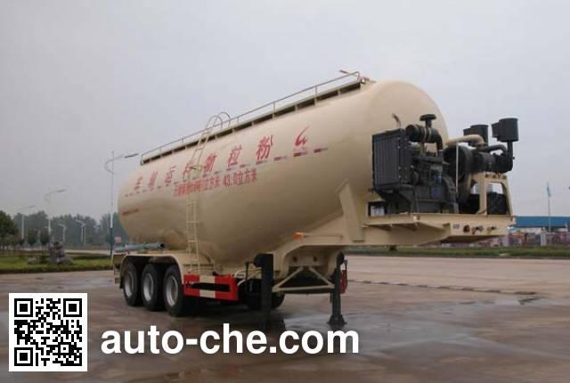 华威驰乐牌SGZ9404GFL粉粒物料运输半挂车