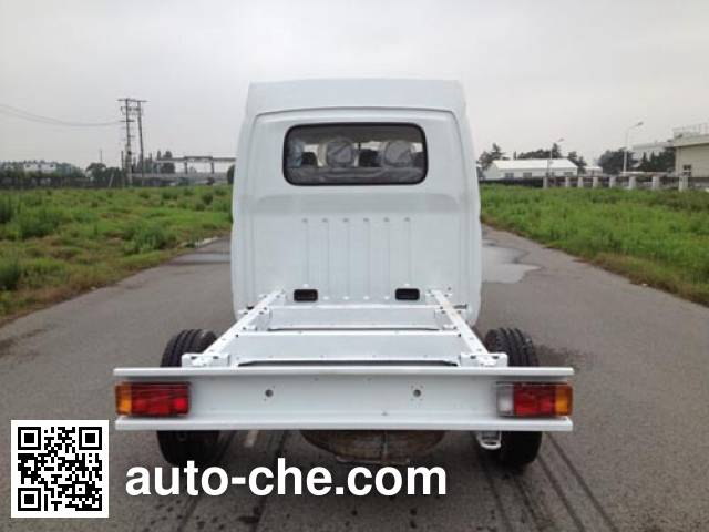 Datong SH1042A6D5-P light truck chassis