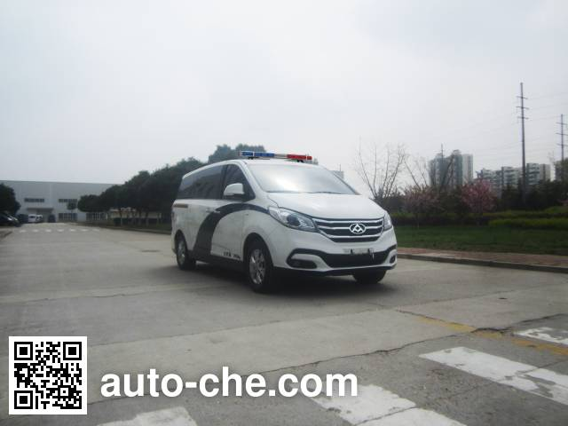 SAIC Datong Maxus SH5034XQCC1G prisoner transport vehicle