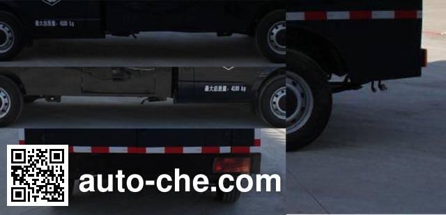 SAIC Datong Maxus SH5041XFBA9D5 anti-riot police vehicle