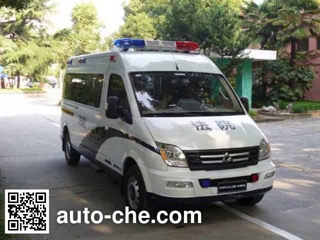 SAIC Datong Maxus SH5041XSPA3D4 judicial vehicle