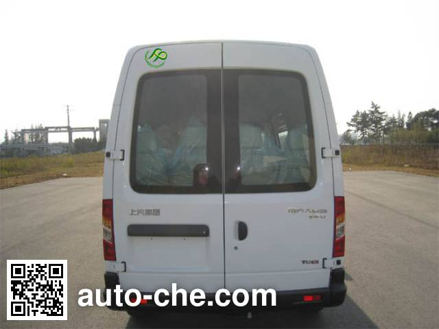 SAIC Datong Maxus SH5043XXCA4D4 family planning propaganda vehicle