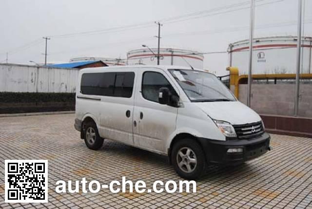 大通牌SH6521A4D5-LN客车