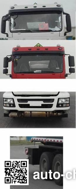 Shacman SHN5250GYYMB434 oil tank truck