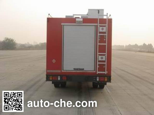 Jieda Fire Protection SJD5050TXFJY73W пожарный аварийно-спасательный автомобиль