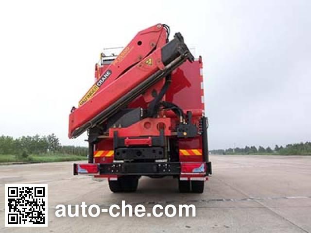 Jieda Fire Protection SJD5140TXFJY100M пожарный аварийно-спасательный автомобиль