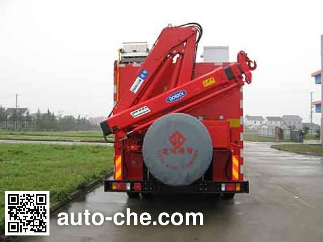 Jieda Fire Protection SJD5140TXFJY75W1 пожарный аварийно-спасательный автомобиль
