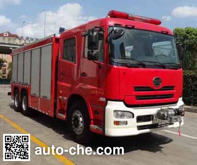 Jieda Fire Protection SJD5190TXFJY75/U пожарный аварийно-спасательный автомобиль