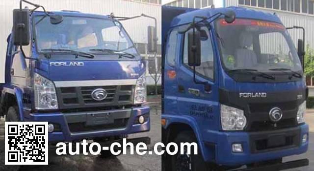 Starry SJT5102GLQ asphalt distributor truck