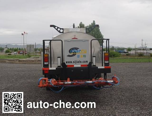 Starry SJT5122GLQ asphalt distributor truck