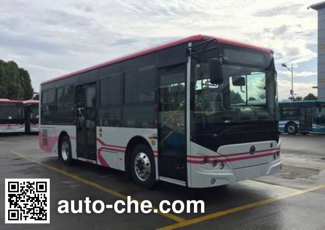 Sunlong SLK6859ULE0BEVY electric city bus
