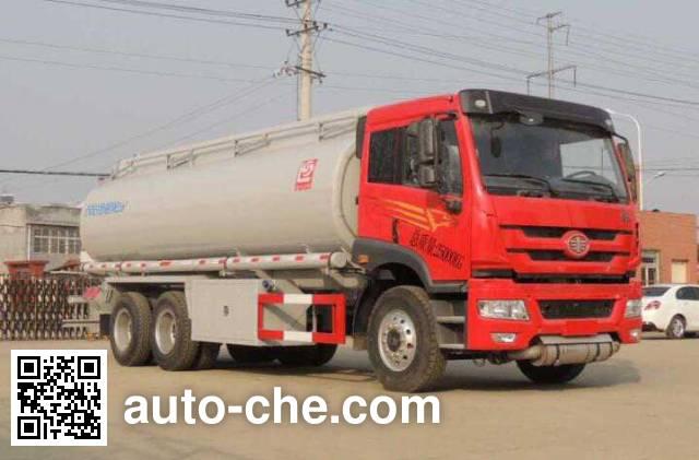 Xingshi SLS5250TGYC5Q oilfield fluids tank truck