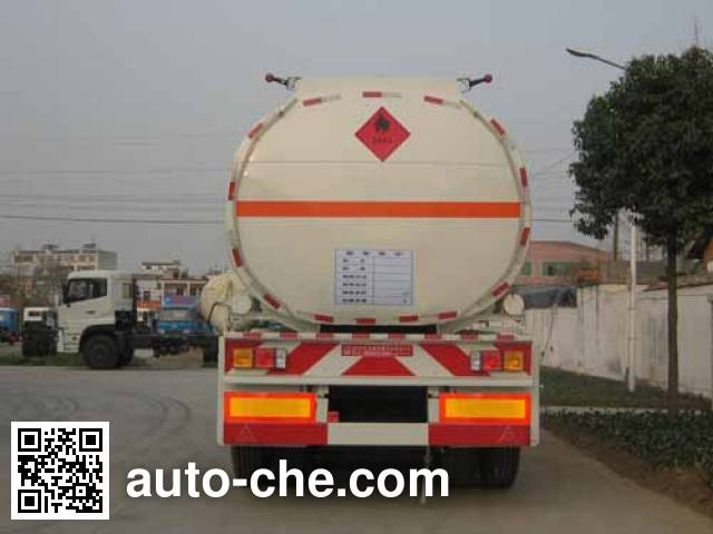 Xingshi SLS9402GRY flammable liquid tank trailer
