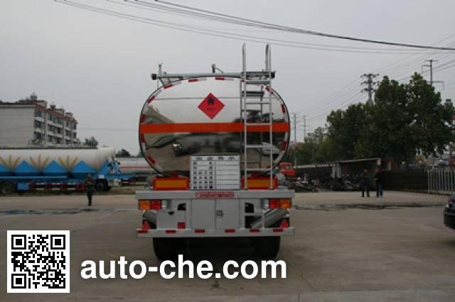 Xingshi SLS9403GRY flammable liquid tank trailer