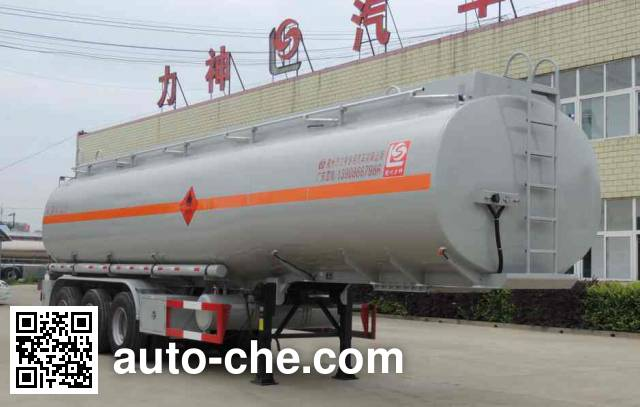 Xingshi SLS9407GRY flammable liquid tank trailer