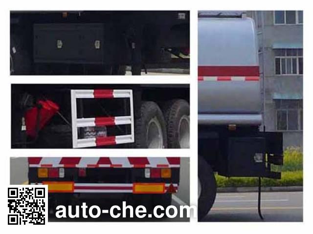 Xingshi SLS9408GRY flammable liquid tank trailer