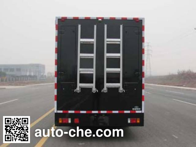 Shenglu SLT5101XZBF2S equipment transport vehicle