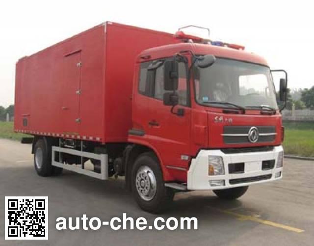 Shenglu SLT5140TDYV мобильная электростанция на базе автомобиля