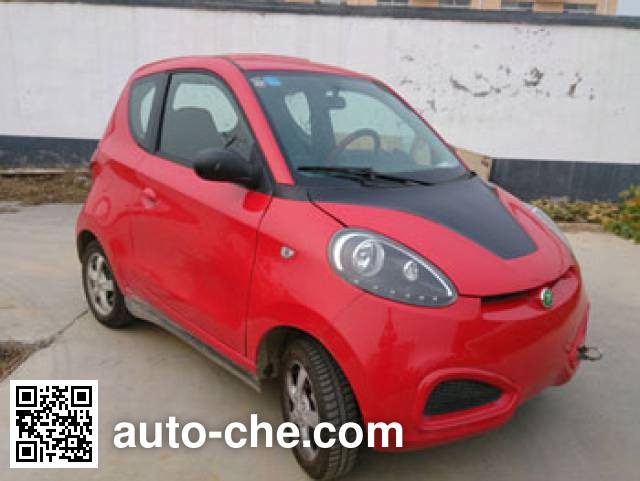Электрический легковой автомобиль (электромобиль) Geely SMA7001BEV10