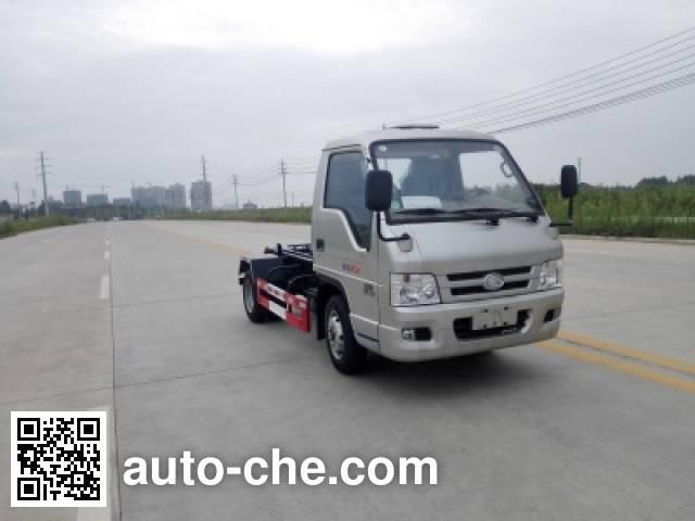石煤牌SMJ5030ZXXB5车厢可卸式垃圾车