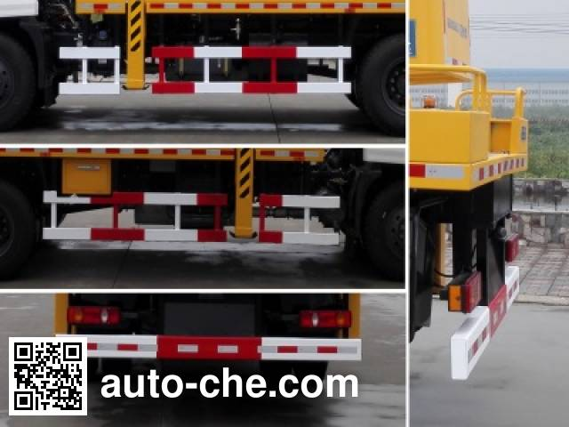 Shimei SMJ5100JGKD18 aerial work platform truck