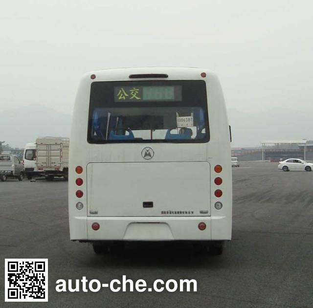Yema SQJ6641B1BEV electric city bus