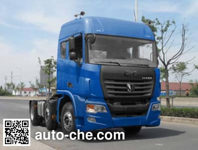 Chery SQR4250D6ZT2-1 седельный тягач