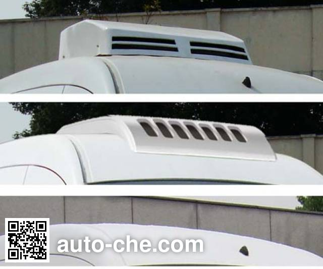 Chery SQR5020XLC автофургон рефрижератор